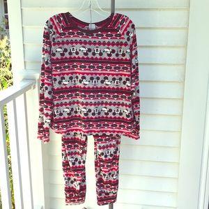 Disney Fleece Pajamas Sleepwear